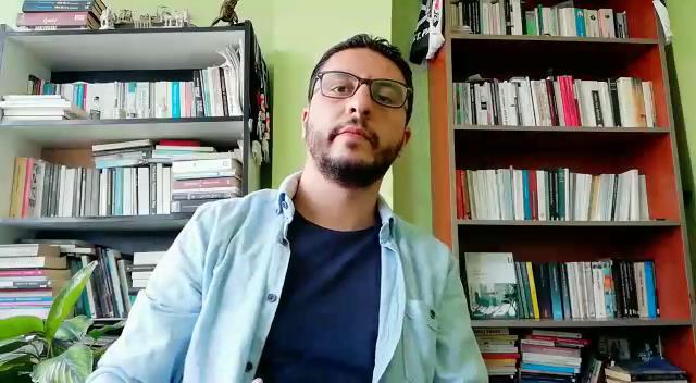 Einer der Autoren aus der Türkei im Interview zu Simdi heißt jetzt von Maviblau