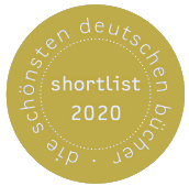 Die schönsten deutschen Bücher 2020 - Shortlist Simdi heißt jetzt