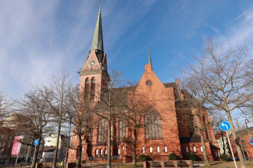 """Kulturkirche Bremerhaven Ausstellung """"Innenleben"""""""