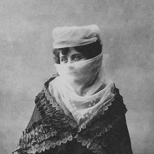 türkische Dame